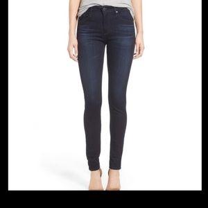 Size 29 AG High Rise Skinny Jeans - The Farrah